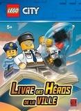 Carabas Editions - Lego City : livre des héros de la ville.