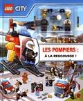 Carabas Editions - LEGO City - Les pompiers : à la rescousse !.