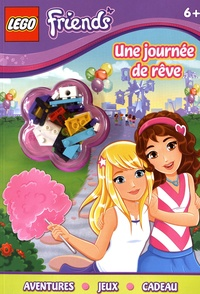 Carabas Editions - Lego Friends, une journee de rêve.