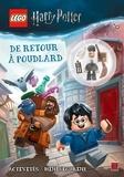 Carabas Editions - Lego Harry Potter - De retour à Poudlard.