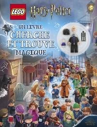 Carabas Editions - Lego Harry Potter - Un livre cherche et trouve magique.