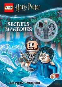Carabas Editions - Lego Harry Potter - Secrets magiques.