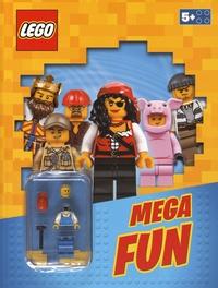 Carabas Editions - Lego mega fun - Avec une figurine.