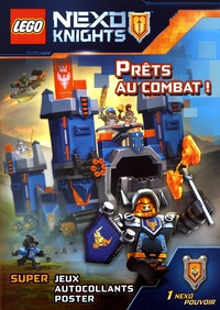Carabas Editions - Lego Nexo Knights - Prêts au combat !.