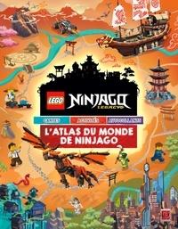 Carabas Editions - Lego Ninjago : Atlas de Ninjago.