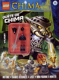 Carabas Editions - Quête de Chima.