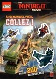 Carabas Editions - The Ninjago Movie - A vos marques, prêts, collez !.