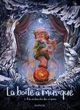 Carbone et  Gijé - La boîte à musique - tome 3 - À la recherche des origines.