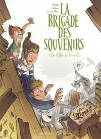 Carbone et Cee Cee Mia - La brigade des souvenirs Tome 1 : La lettre de Toinette.