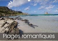 Card-photo / www.card-photo.com - Plages romantiques (Calendrier mural 2017 DIN A3 horizontal) - Sensations d'été (Calendrier mensuel, 14 Pages ).