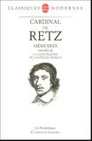 Cardinal de Retz - Mémoires - Précédés de La conjuration du comte de Fiesque.