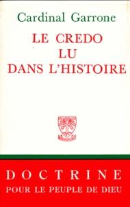 Cardinal Garonne - .