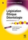 Carène Ponte et Alain de Broca - Législation, éthique, déontologie - UE 1.3.