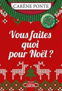 Carène Ponte - Vous faites quoi pour Noël ?.