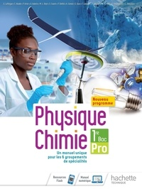 Galabria.be Physique-Chimie 1re Bac Pro Image
