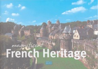 Histoiresdenlire.be Magnificent French Heritage - Edition en anglais Image
