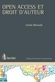 Carine Bernault - Open access et droit d'auteur.
