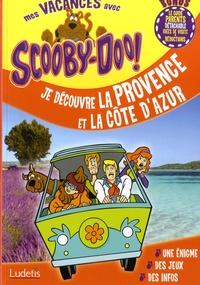 Carine Berner Abouaf - Je découvre la Provence et la Côte d'Azur.