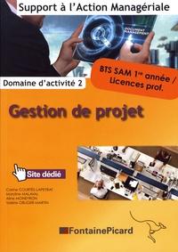 Gestion de projet BTS SAM 1re année / licences pro- Domaine d'activité 2 - Carine Courtès-Lapeyrat |
