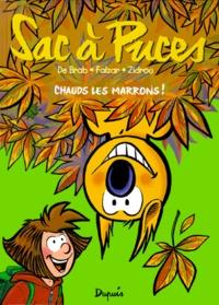 Carine De Brab et  Zidrou - Sac à Puces Tome 2 : Chauds les marrons.