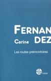 Carine Fernandez - Les routes prémonitoires.