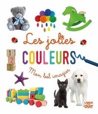Carine Fontaine et Adeline Pierre - Les jolies couleurs.