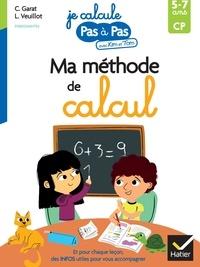 Téléchargement gratuit d'ebooks pour ipad Ma méthode de calcul par Carine Garat, Louise Veuillot DJVU FB2 iBook 9782401061309 (Litterature Francaise)