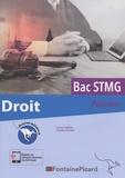 Carine Garcia et Christine Plasse - Droit 1re STMG.
