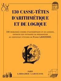 Goodtastepolice.fr 130 casse-têtes d'arithmétique et de logique Image
