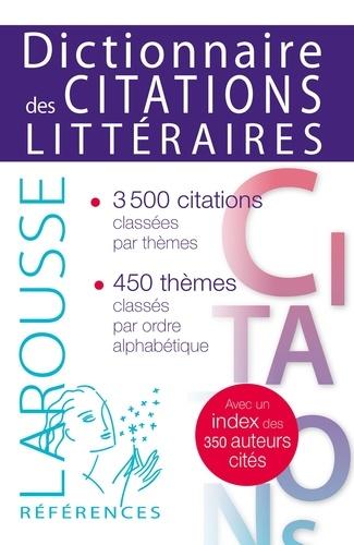 Carine Girac-Marinier - Dictionnaire des citations littéraires.