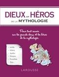 Carine Girac-Marinier - Dieux et héros de la mythologie.