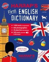 Carine Girac-Marinier - First English Dictionary - 8-11 ans, du CE2 à la 6e.