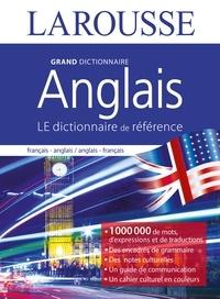 Carine Girac-Marinier - Grand dictionnaire d'anglais - Anglais-français ; français-anglais.