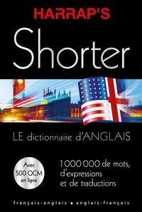 Harrap S Shorter Dictionnaire Anglais Francais Francais