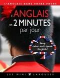 Carine Girac-Marinier - L'anglais en 2 minutes par jour - L'anglais dans votre poche.