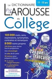 Carine Girac-Marinier - Le dictionnaire Larousse du collège.