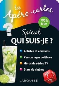 Carine Girac-Marinier - Les apéro-cartes Spécial qui suis-je ?.