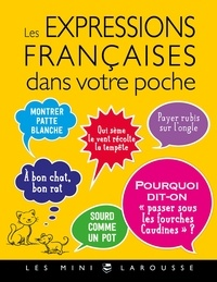 Les expressions françaises dans votre poche - Carine Girac-Marinier |