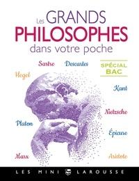 Carine Girac-Marinier - Les grands philosophes dans votre poche - Spécial bac.