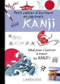 Carine Girac-Marinier - Petit cahier d'écriture en japonais spécial Kanji.