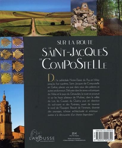 Sur la route de Saint-Jacques-de-Compostelle