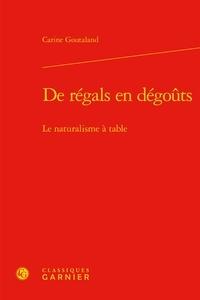 Coachingcorona.ch De régals en dégoûts - Le naturalisme à table Image