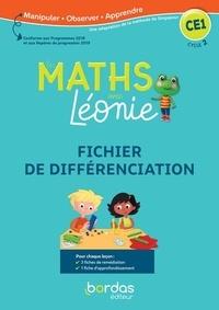 Carine Henocq Olivier - Mathématiques CE1 Cycle 2 Les maths avec Léonie - Fichier de différenciation.