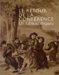 Carine Joly et Thierry Savatier - Le Retour de la conférence - Un tableau disparu.