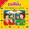 Carine Laforest - Caillou une balade en voiture.
