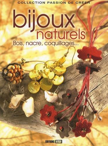 Carine Leconte - Bijoux naturels - Bois, nacre, coquillages....