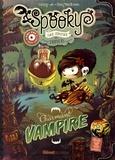 Carine-M et Elian Black'Mor - Spooky & les contes de travers Tome 2 : Charmant vampire.