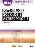 Carine Martin - Psychologie, sociologie, anthropologie - UE 1.1.