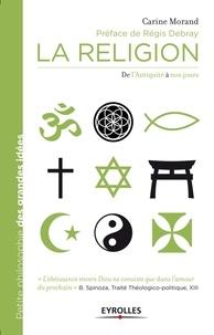 Carine Morand - La religion.