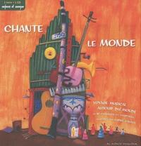 Carine Sanson - Chante le monde. 1 CD audio